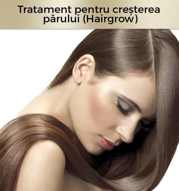 Tratamentul Hair Grow pentru par des si frumos! Afla toate beneficiile acum!