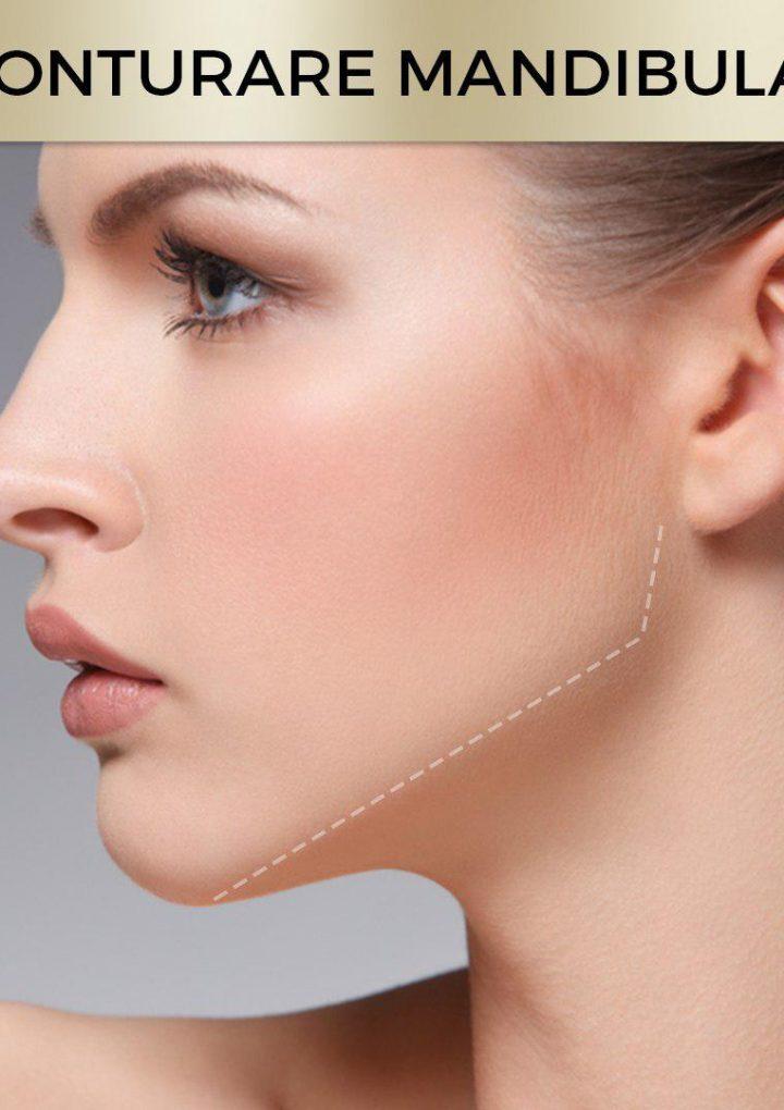 Reconturarea mandibulara, procedura ideala pentru un profil echilibrat! Afla toate detaliile acum!