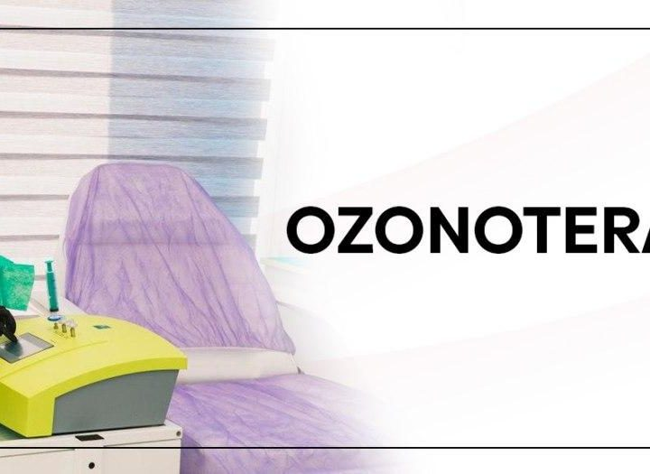 Frumusețe și sănătate prin Ozonoterapie!